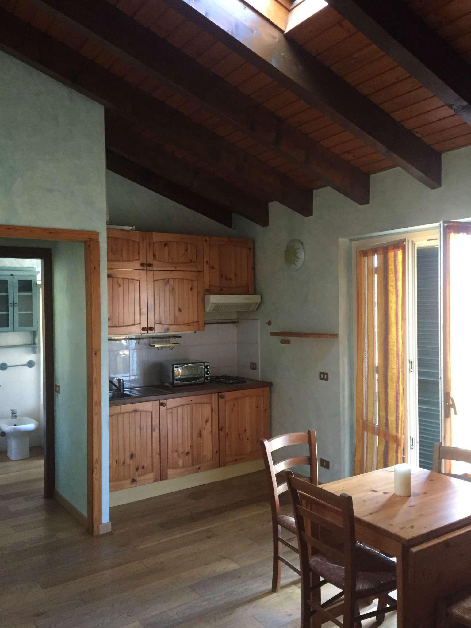 Appartamento in affitto a Venegono Superiore, 1 locali, prezzo € 400 | Cambio Casa.it
