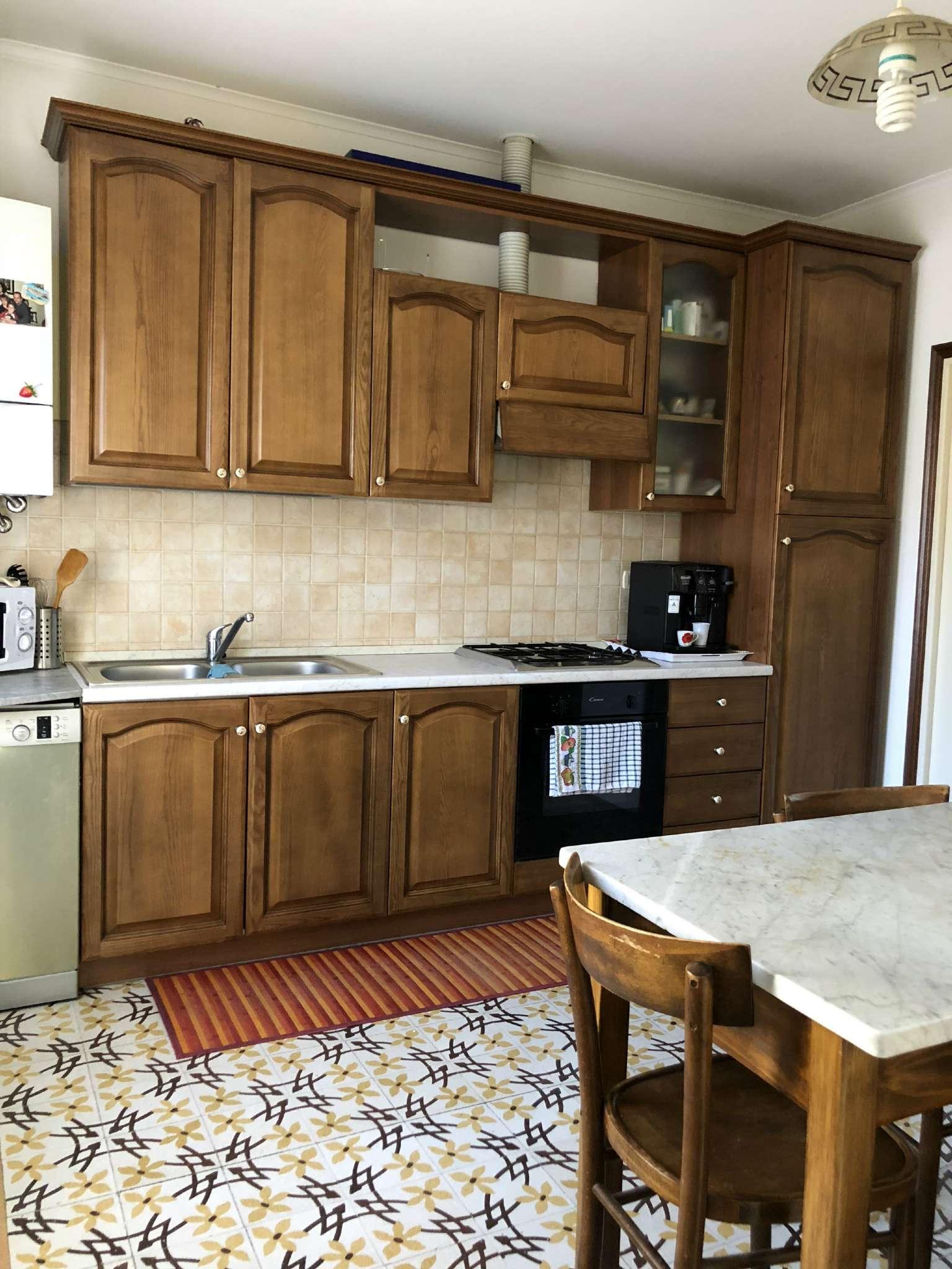 Appartamento bilocale in affitto a Vedano Olona (VA)