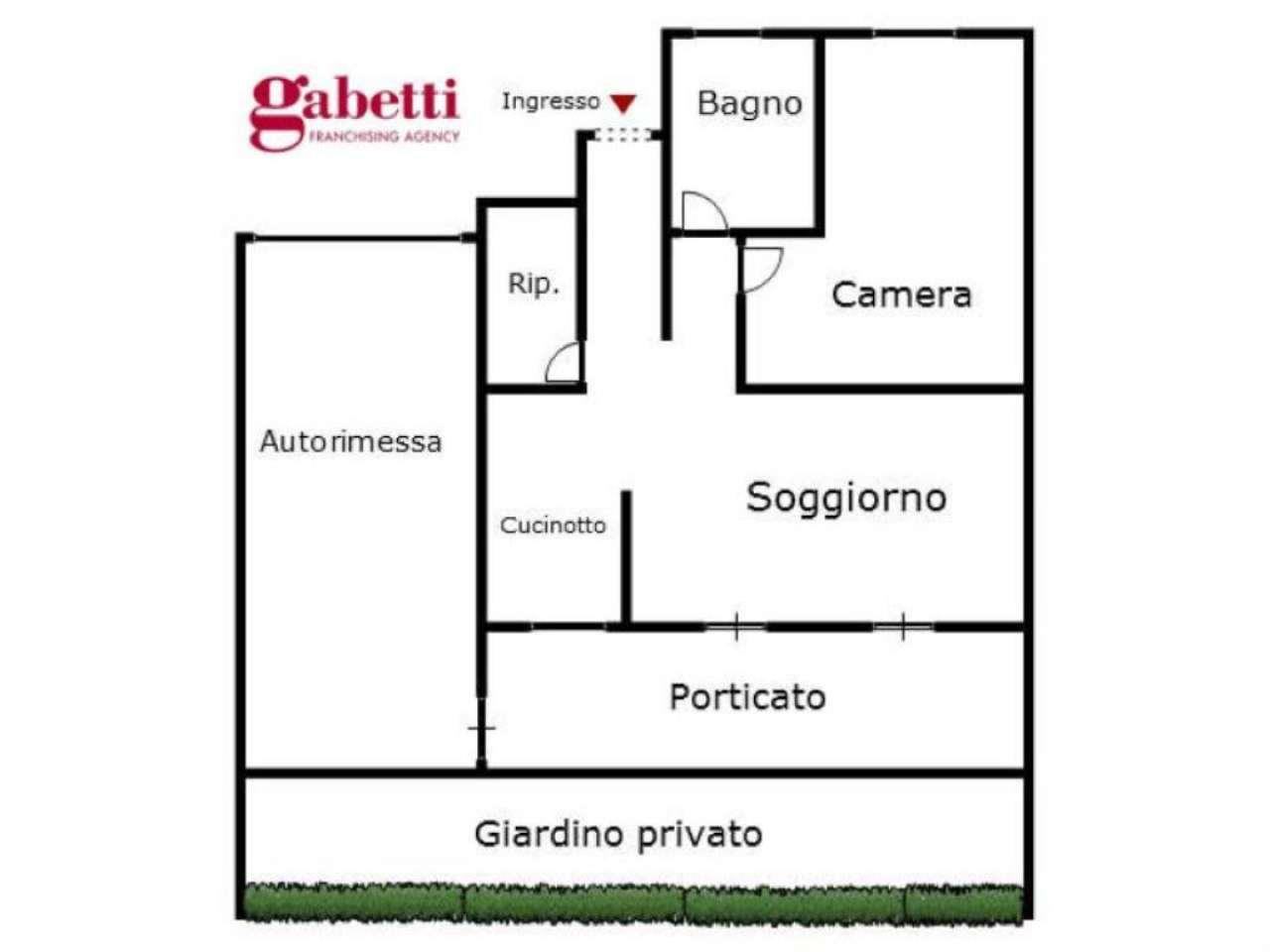 Vendita  bilocale Anzola dell Emilia Via Toselli 1 684020