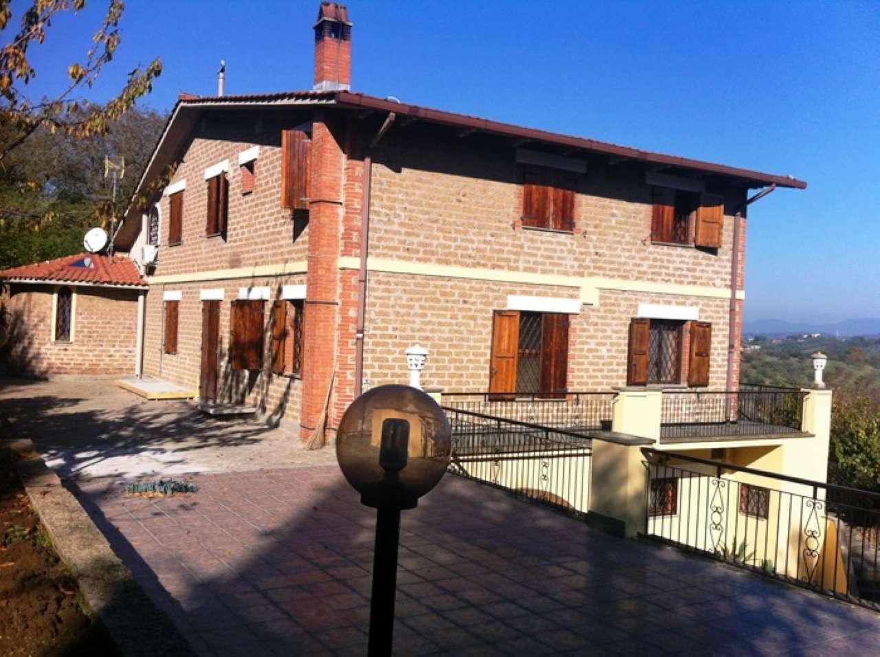 Villa in vendita a Morlupo, 15 locali, prezzo € 530.000 | CambioCasa.it
