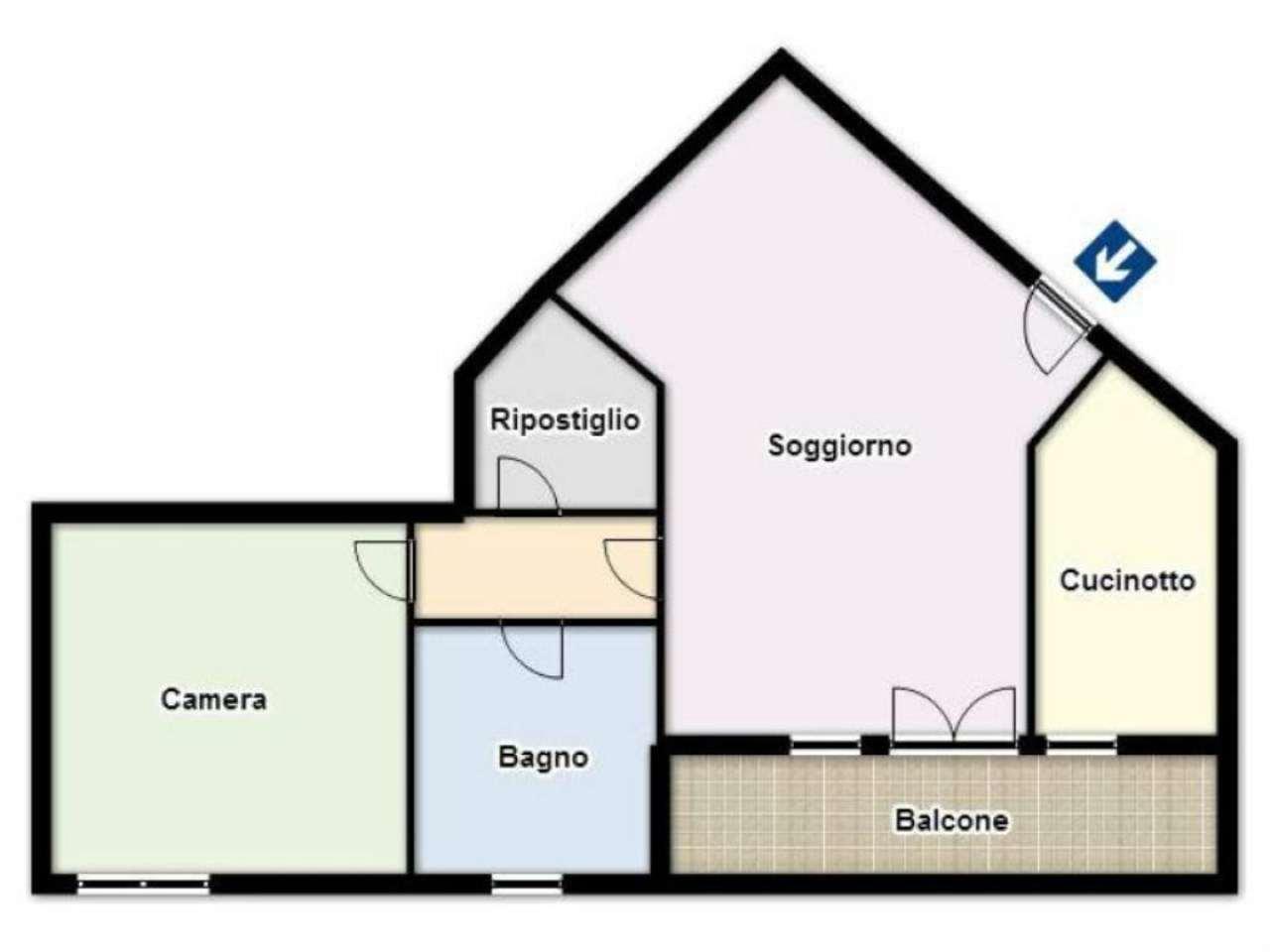 Vendita  bilocale Argelato Via Galliera 1 881861