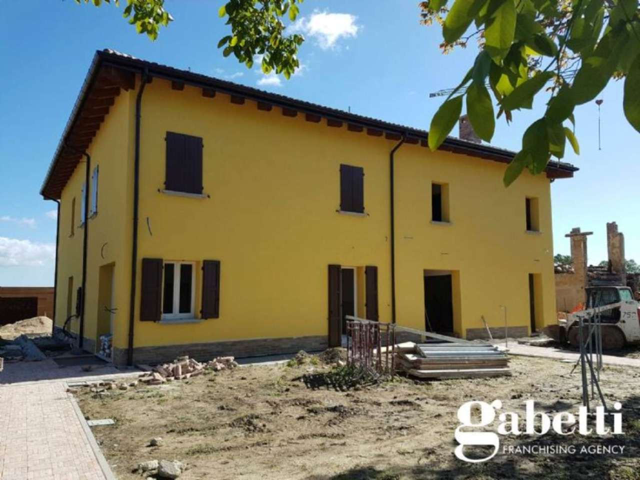 Soluzione Semindipendente in vendita a Castel Maggiore, 4 locali, prezzo € 430.000 | Cambio Casa.it