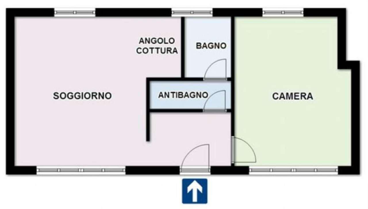 Appartamento in vendita a Castel Maggiore, 3 locali, prezzo € 120.000 | Cambio Casa.it