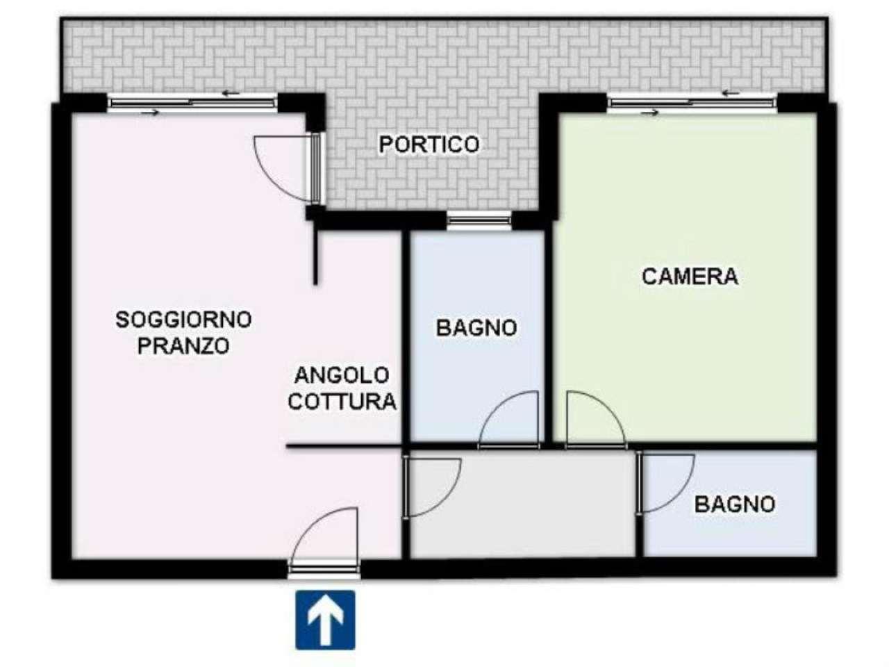 Vendita  bilocale Castel Maggiore Via Torres 1 1012535