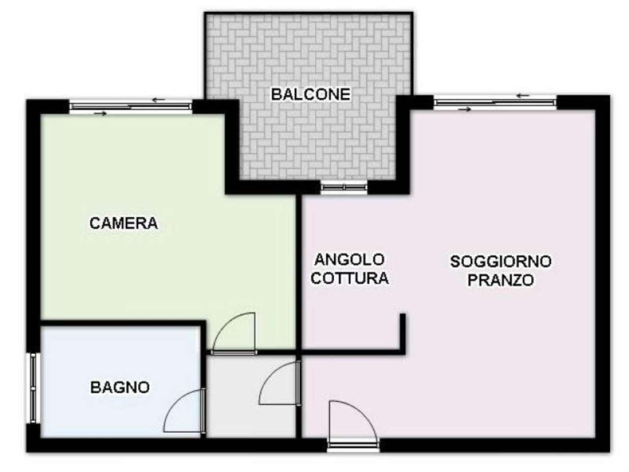 Vendita  bilocale Castel Maggiore Via Torres 1 1013531