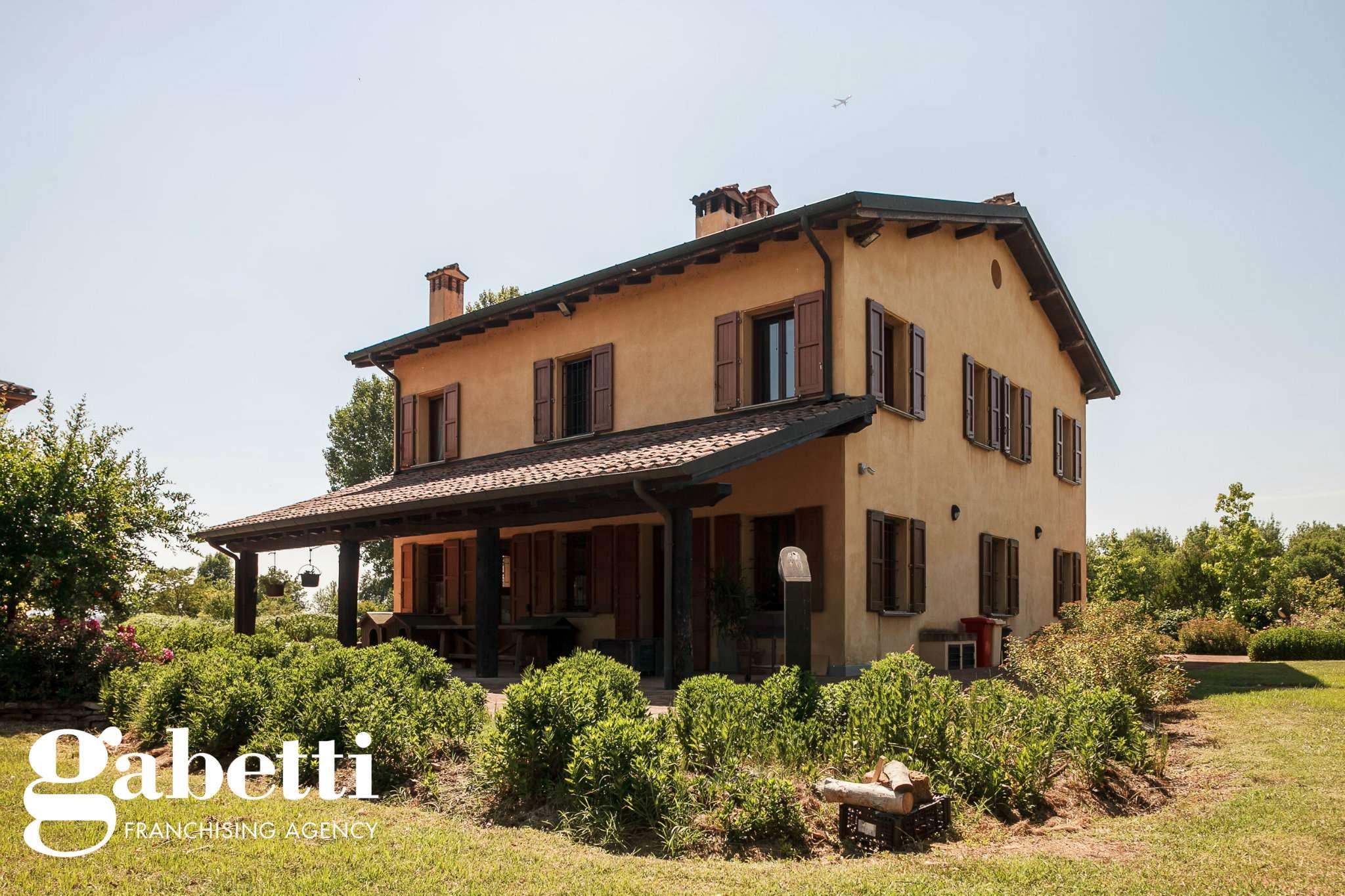 Soluzione Indipendente in vendita a Bentivoglio, 9 locali, prezzo € 870.000 | CambioCasa.it