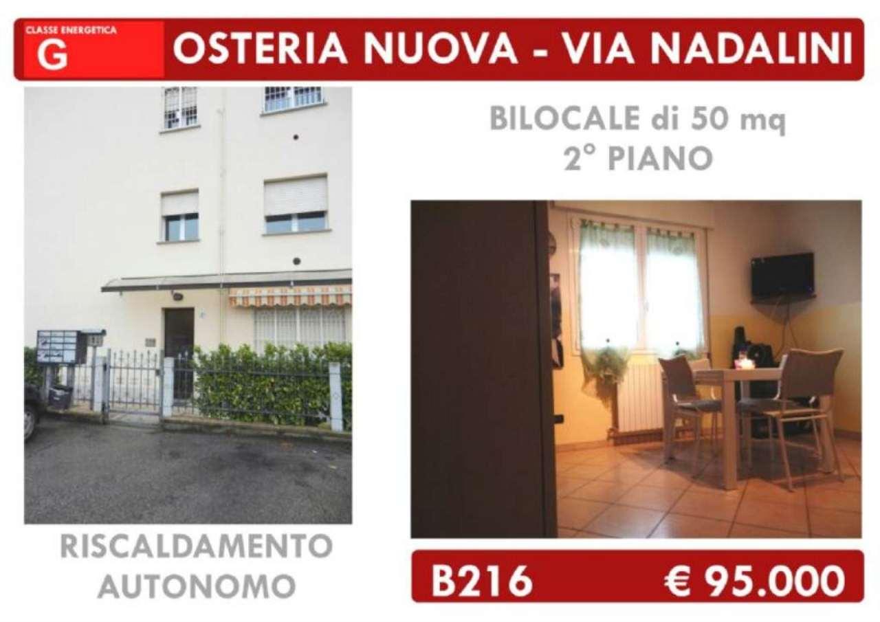 Bilocale Sala Bolognese Via Fratelli Nadalini 1