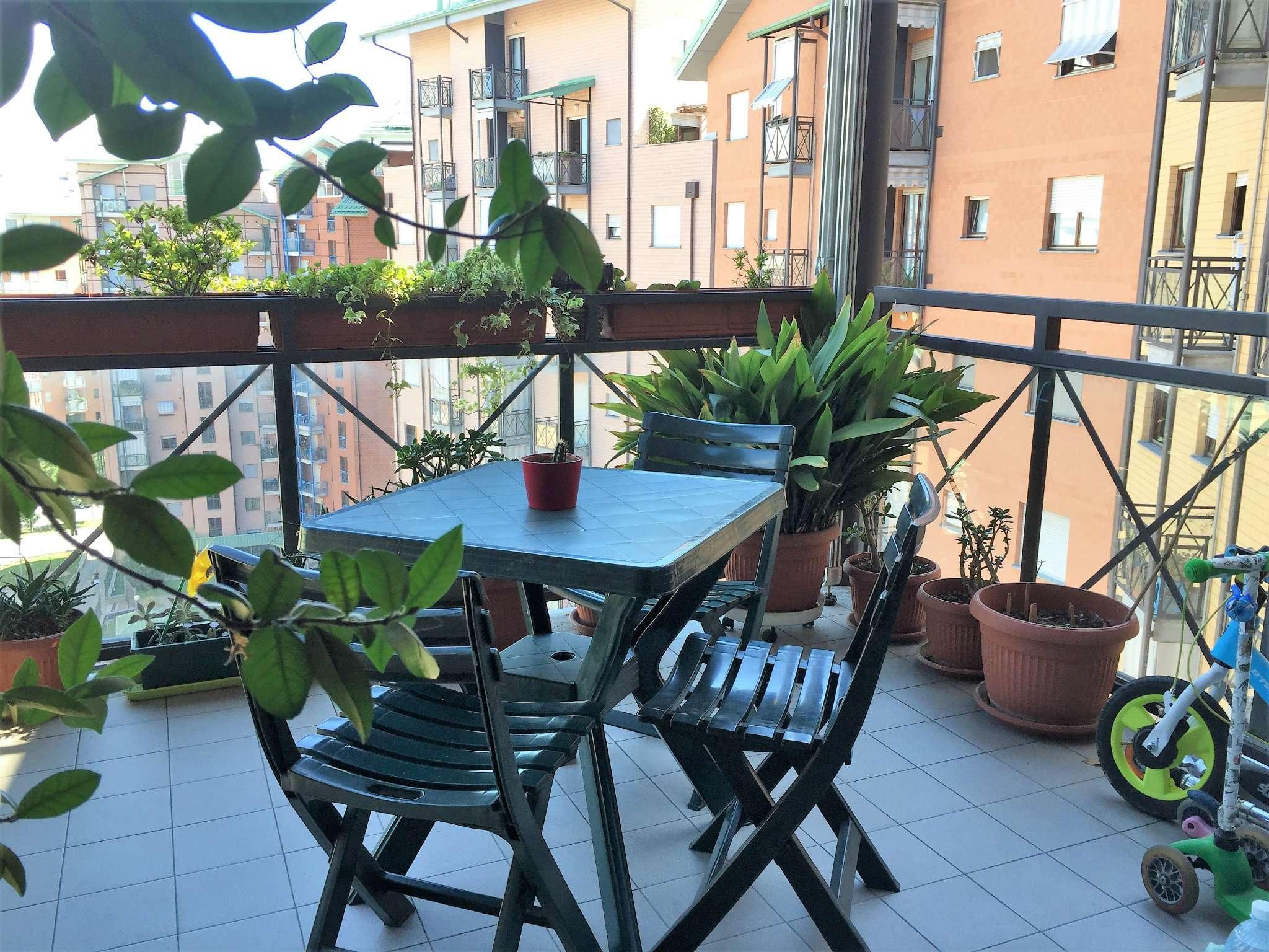 Foto 1 di Quadrilocale corso Enrico Gamba 24/4, Torino (zona Cit Turin, San Donato, Campidoglio)