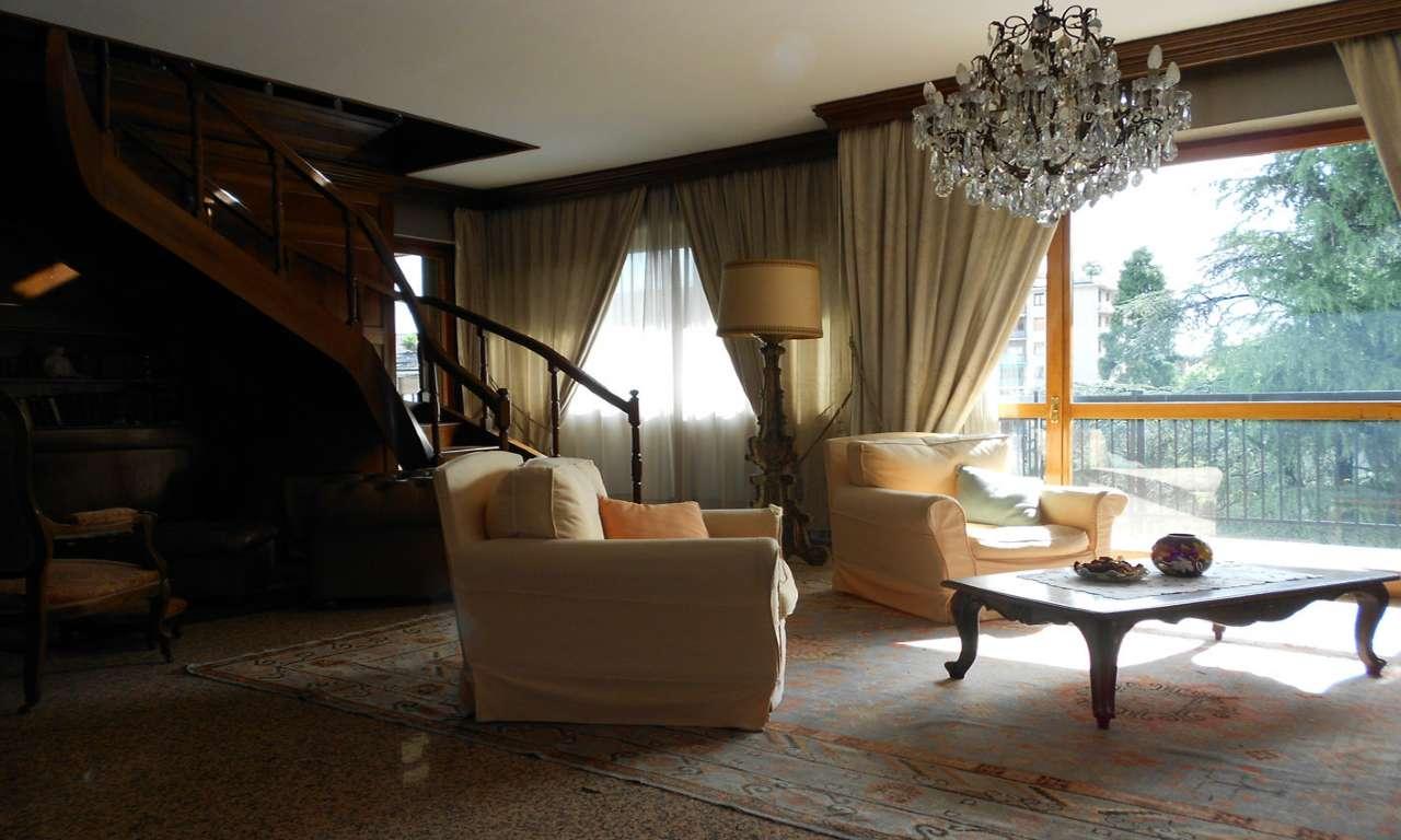 Appartamento in affitto a milano via corno di cavento for Appartamento design affitto milano
