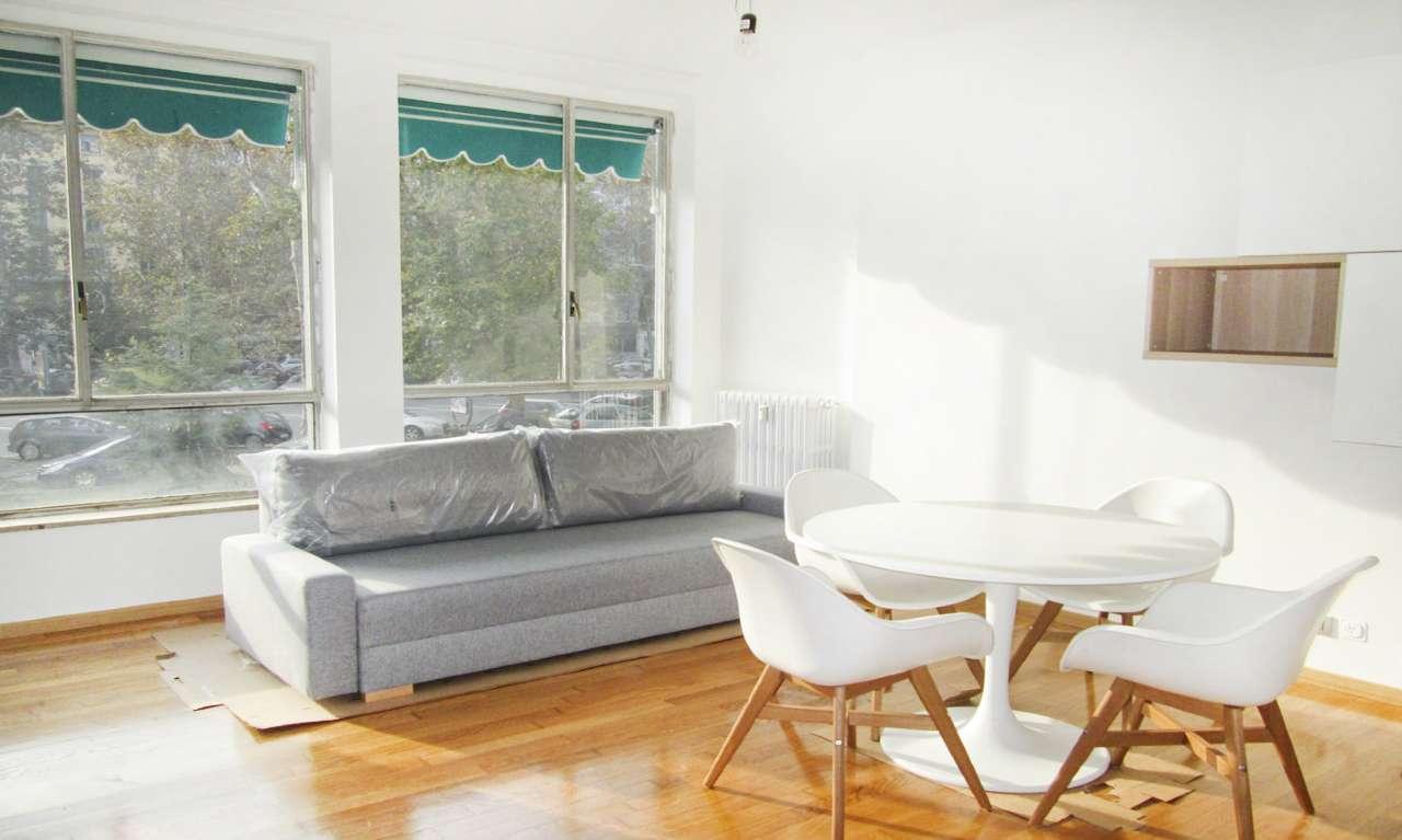 Appartamento in Affitto a Milano 17 Marghera / Wagner / Fiera: 2 locali, 60 mq