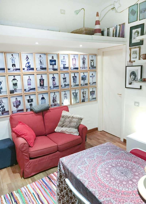 Appartamento in Affitto a Milano 01 Centro storico (Cerchia dei Navigli): 2 locali, 55 mq