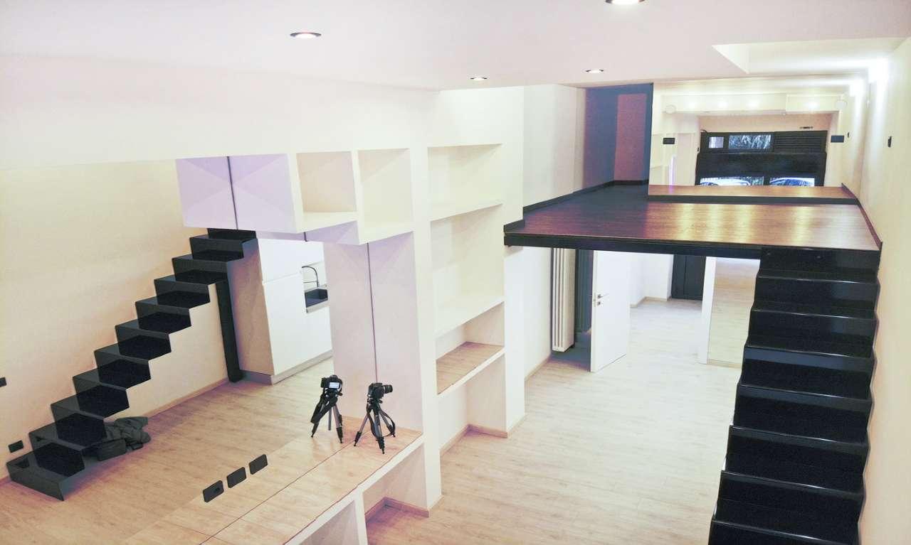 Loft open space in Vendita a Milano 20 Bicocca / Crescenzago / Cimiano:  2 locali, 50 mq  - Foto 1