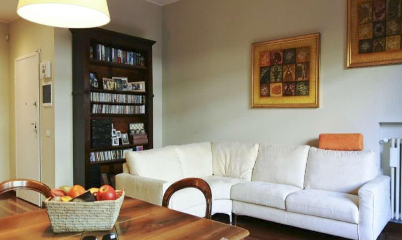 Appartamento in Affitto a Milano 18 Ippodromo / San Siro / Zavattari:  3 locali, 120 mq  - Foto 1