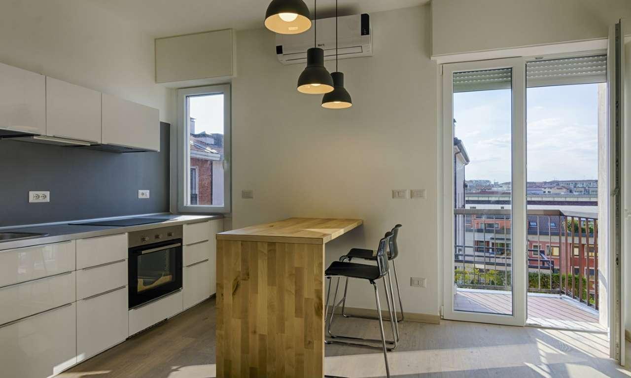Appartamento in Vendita a Milano 02 Brera / Volta / Repubblica: 2 locali, 55 mq