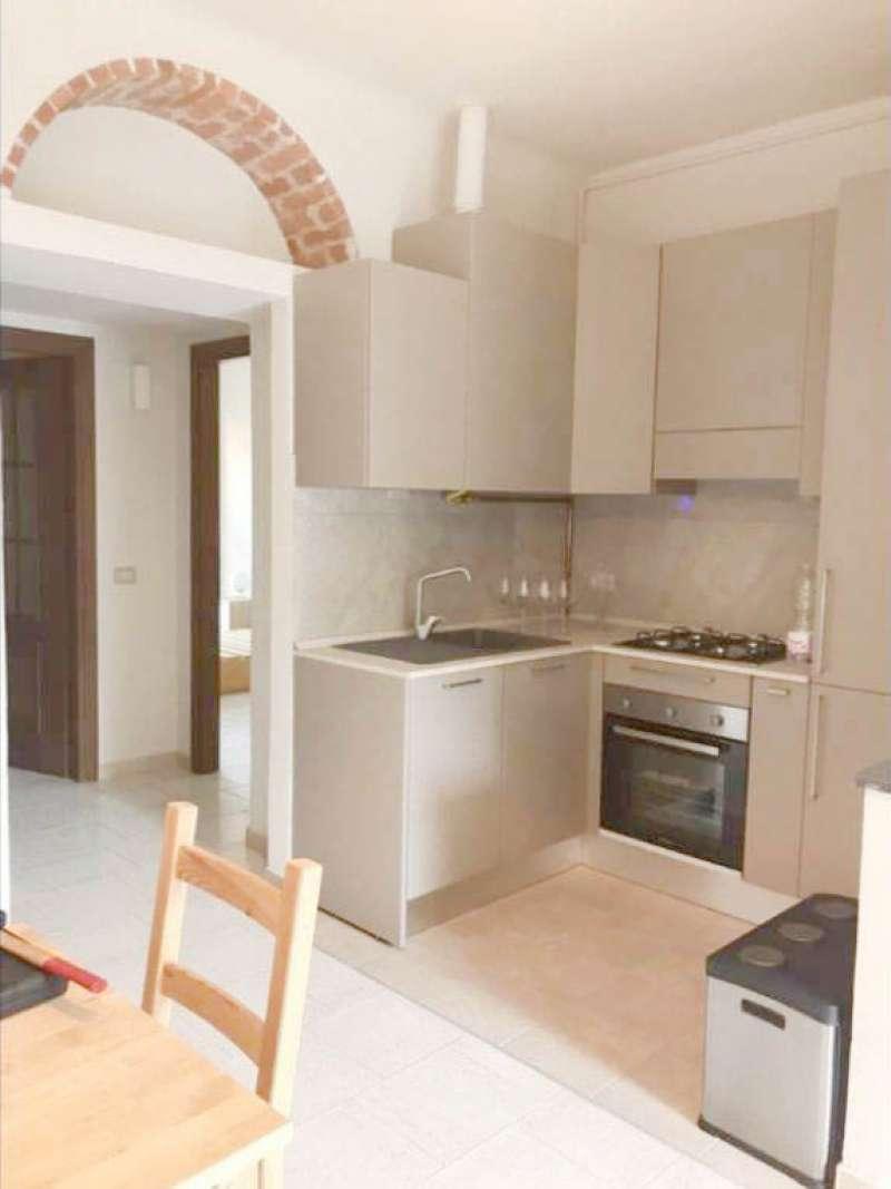 Appartamento in Affitto a Milano 23 Forlanini / Mecenate: 3 locali, 73 mq