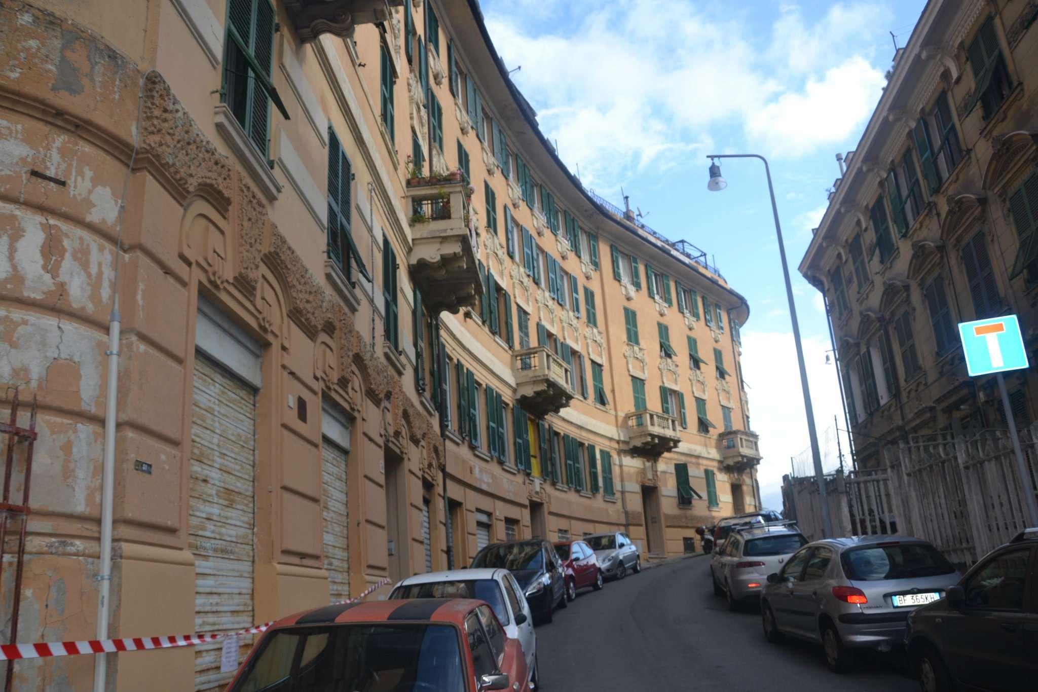 Foto 1 di Trilocale via Pagano Doria, Genova (zona Principe)