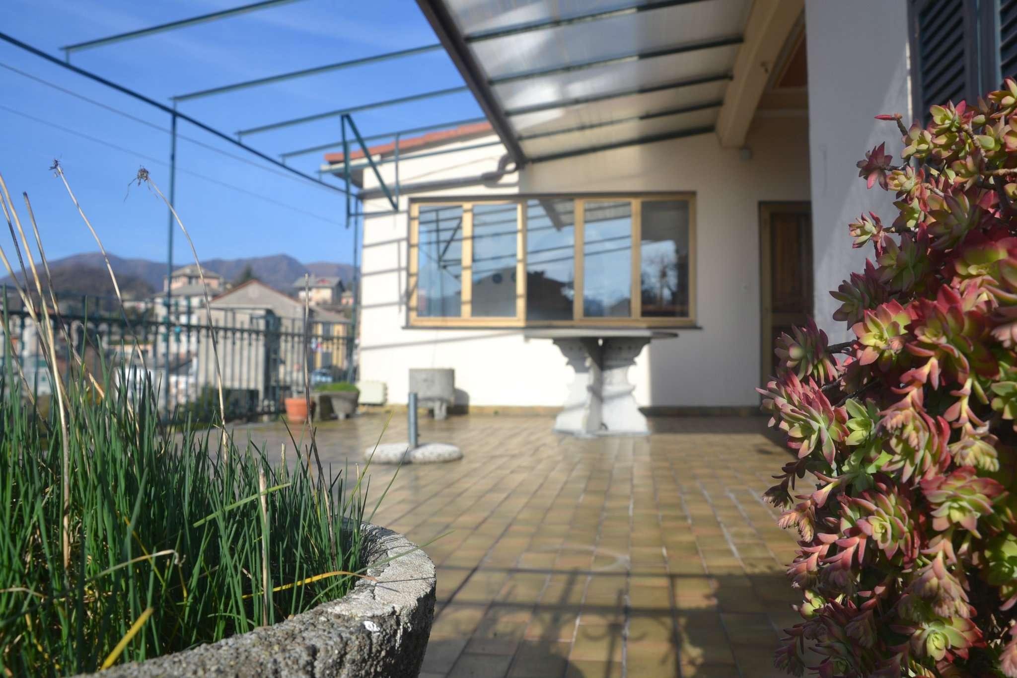 Foto 1 di Appartamento via Orlando Bianchi, frazione Bianchi, Uscio