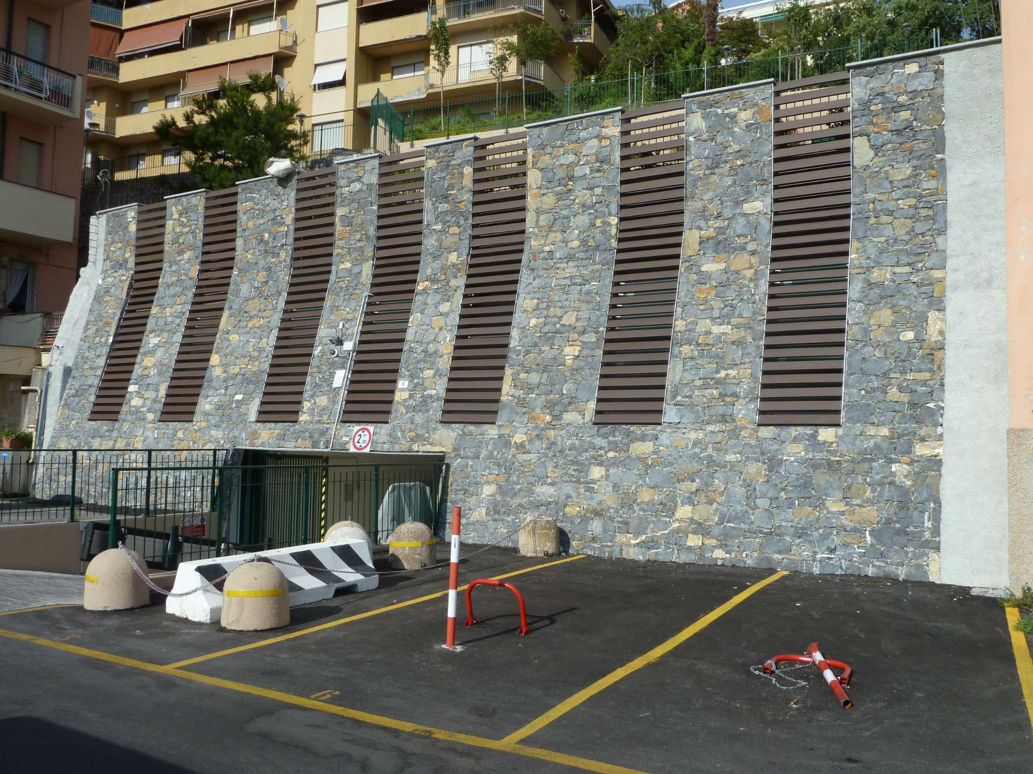 Foto 1 di Box / Garage via Mario Preve, Genova (zona Carignano, Castelletto, Albaro, Foce)