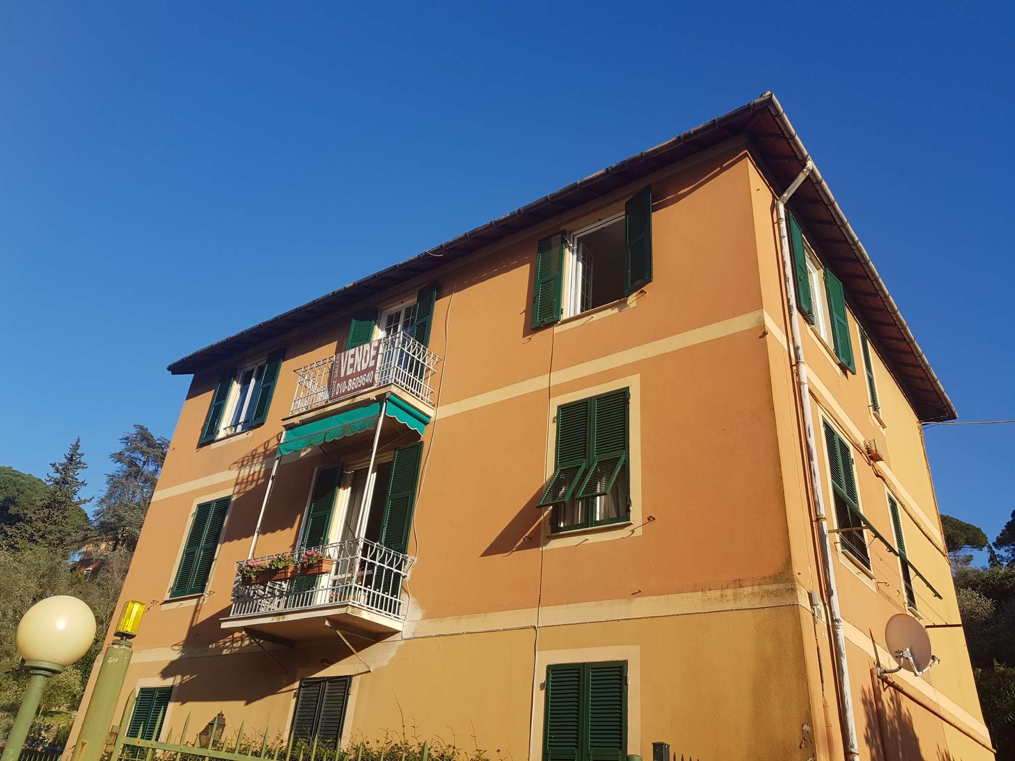 Foto 1 di Appartamento via Via Sacerdote Fedele Luxardo 1, Santa Margherita Ligure