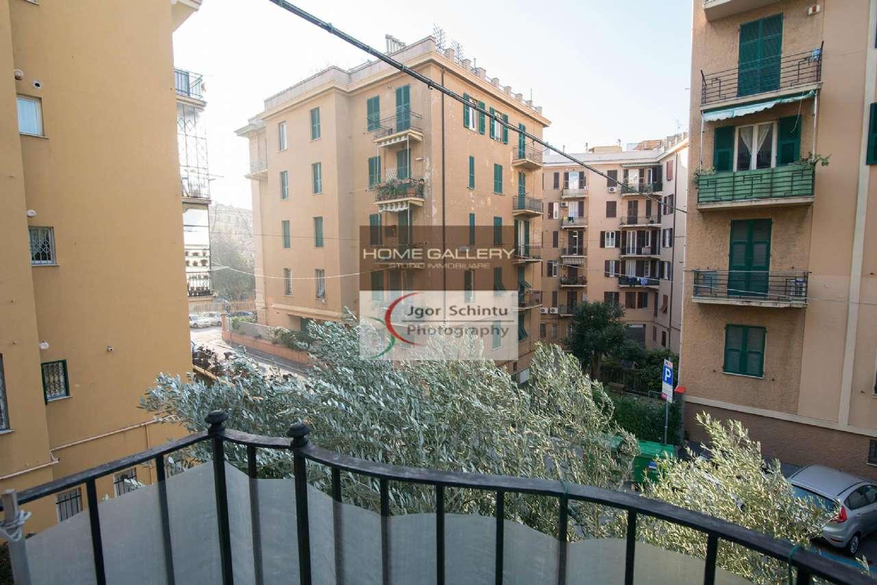 Foto 1 di Loft / Open space via Rodi, Genova (zona Carignano, Castelletto, Albaro, Foce)