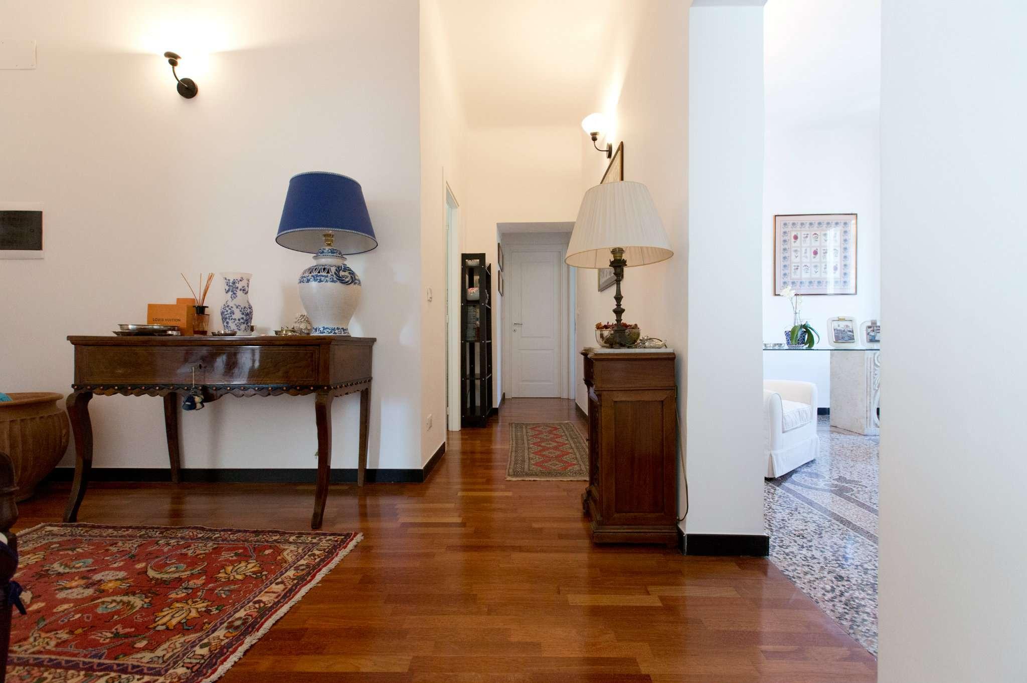 Foto 1 di Appartamento via Paolo Giacometti, Genova (zona San Fruttuoso)