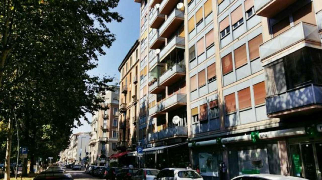 Bilocale Milano Corso Lodi 1