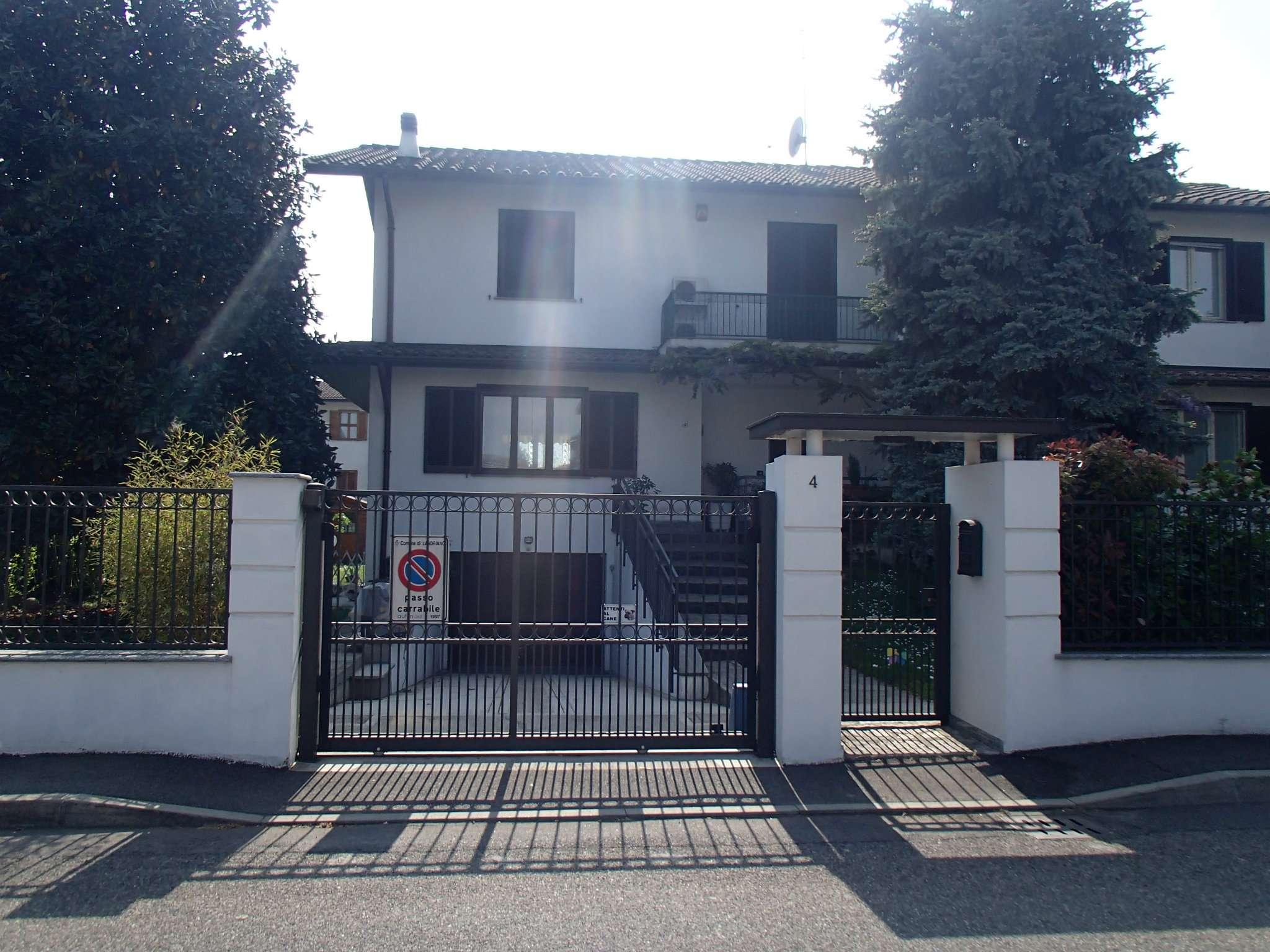 Villa in vendita a Landriano, 4 locali, prezzo € 330.000 | Cambio Casa.it