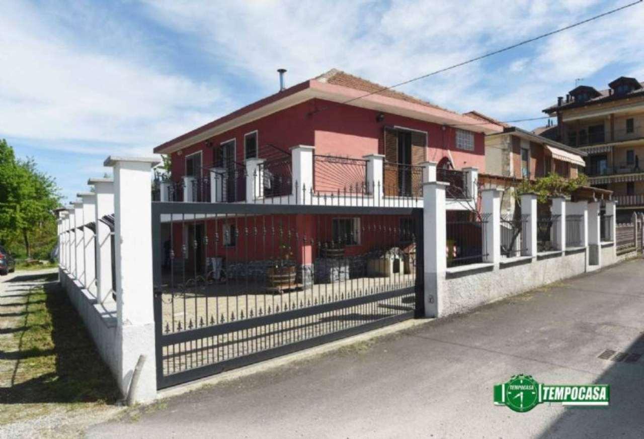 Soluzione Indipendente in vendita a Settimo Torinese, 6 locali, Trattative riservate | Cambio Casa.it