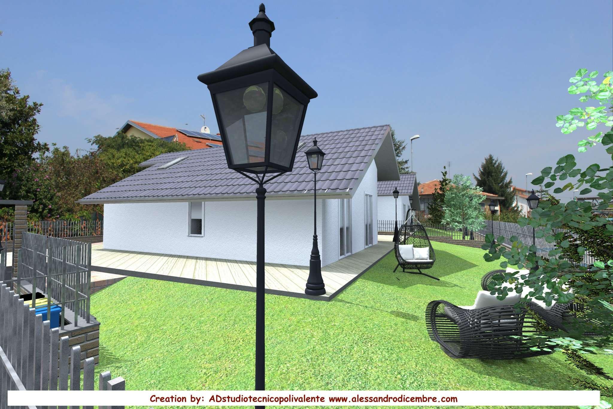 Villa a schiera quadrilocale in vendita a Settimo Torinese (TO)