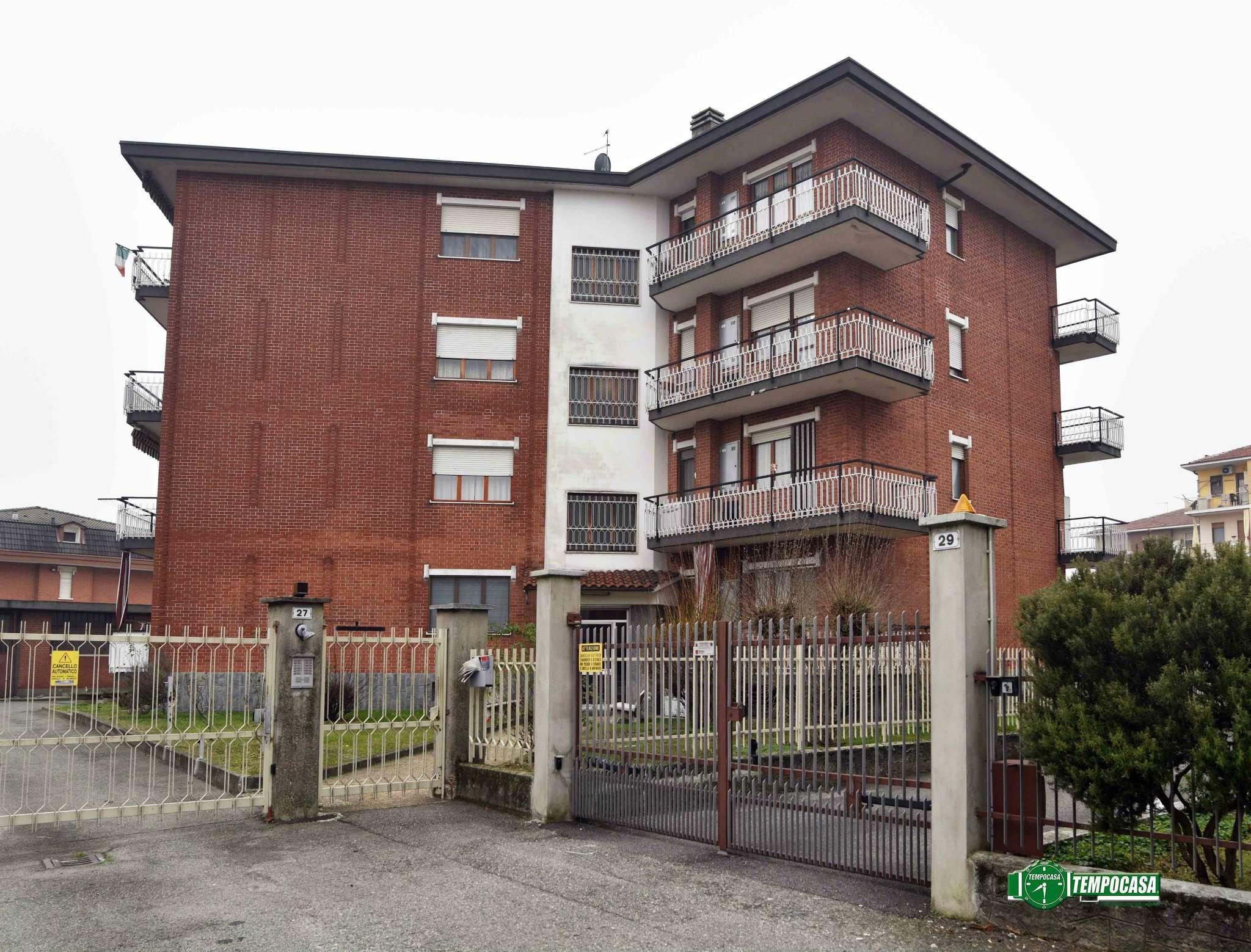 Appartamento in vendita a Leini, 3 locali, prezzo € 99.000 | CambioCasa.it