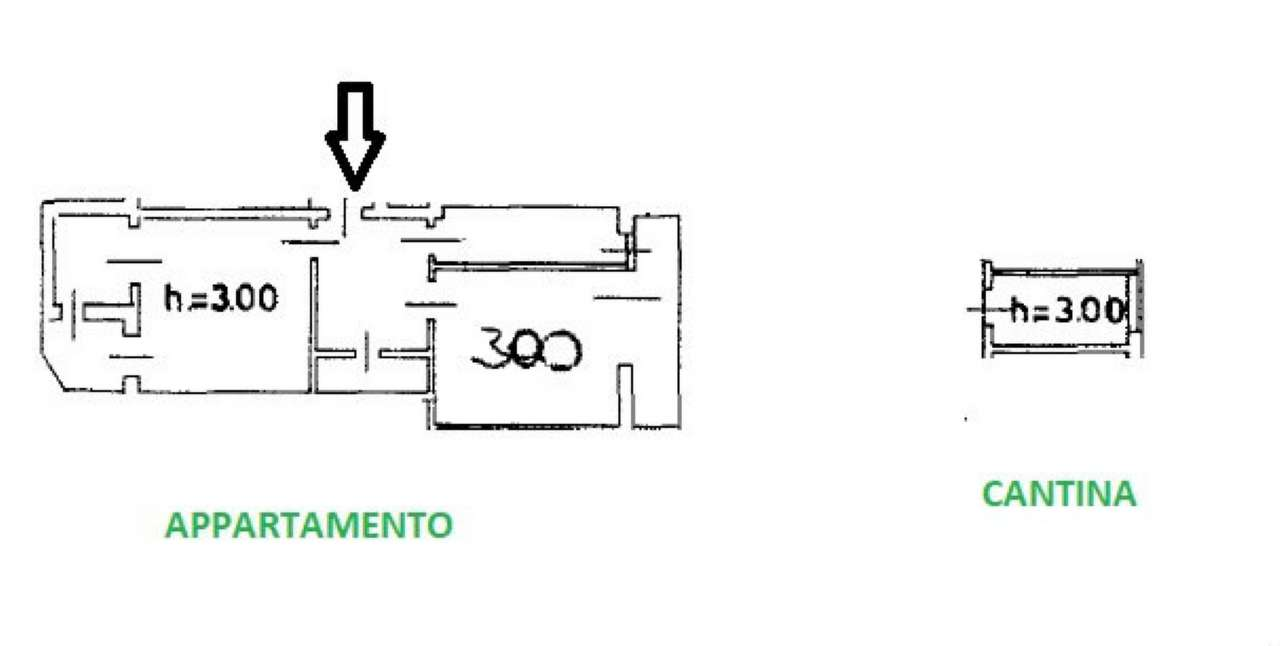 Bilocale Settimo Torinese Via Monginevro 11