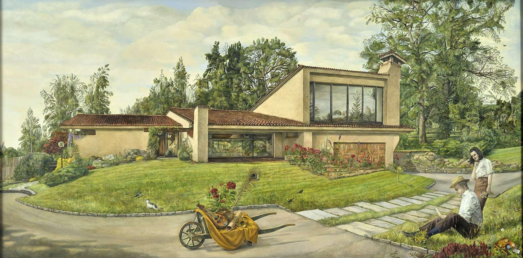 Foto 1 di Villa via TORINO 88, Fiano
