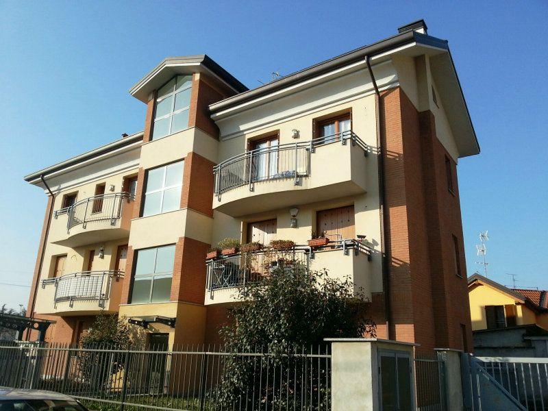 Bilocale Monza Via Fieramosca 2