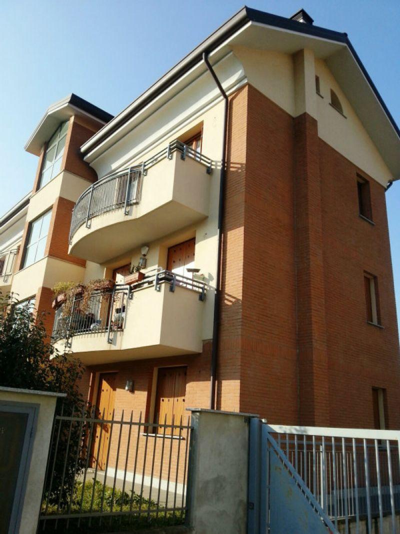 Bilocale Monza Via Fieramosca 3