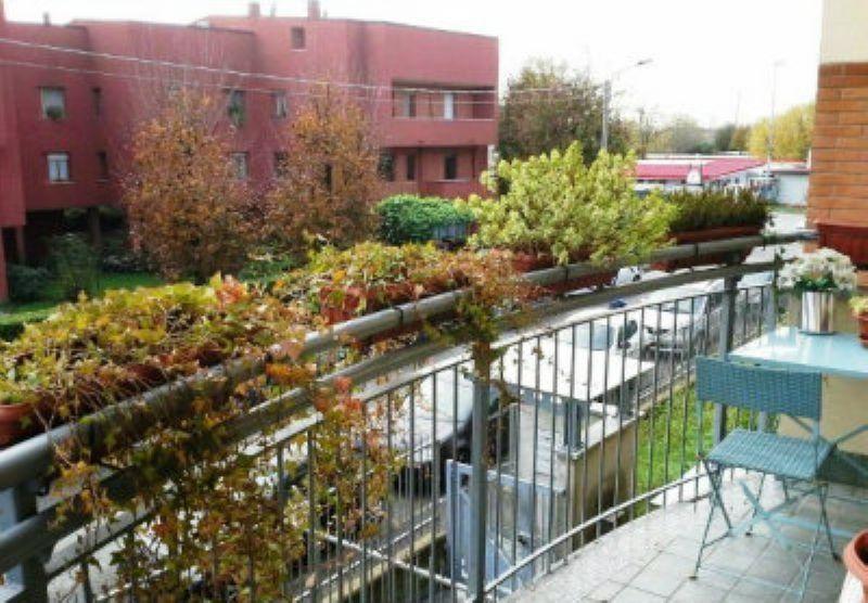Bilocale Monza Via Fieramosca 4