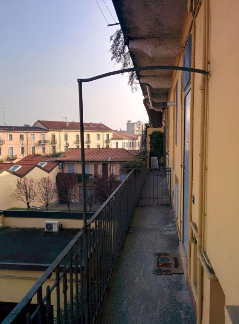 Bilocale Monza Via Manara 4