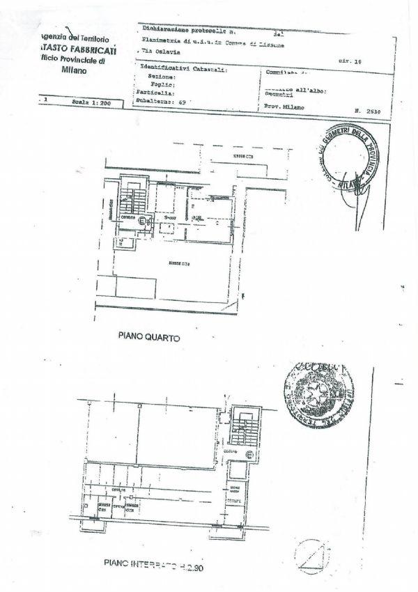 Vendita  bilocale Lissone Via Oslavia 1 993625
