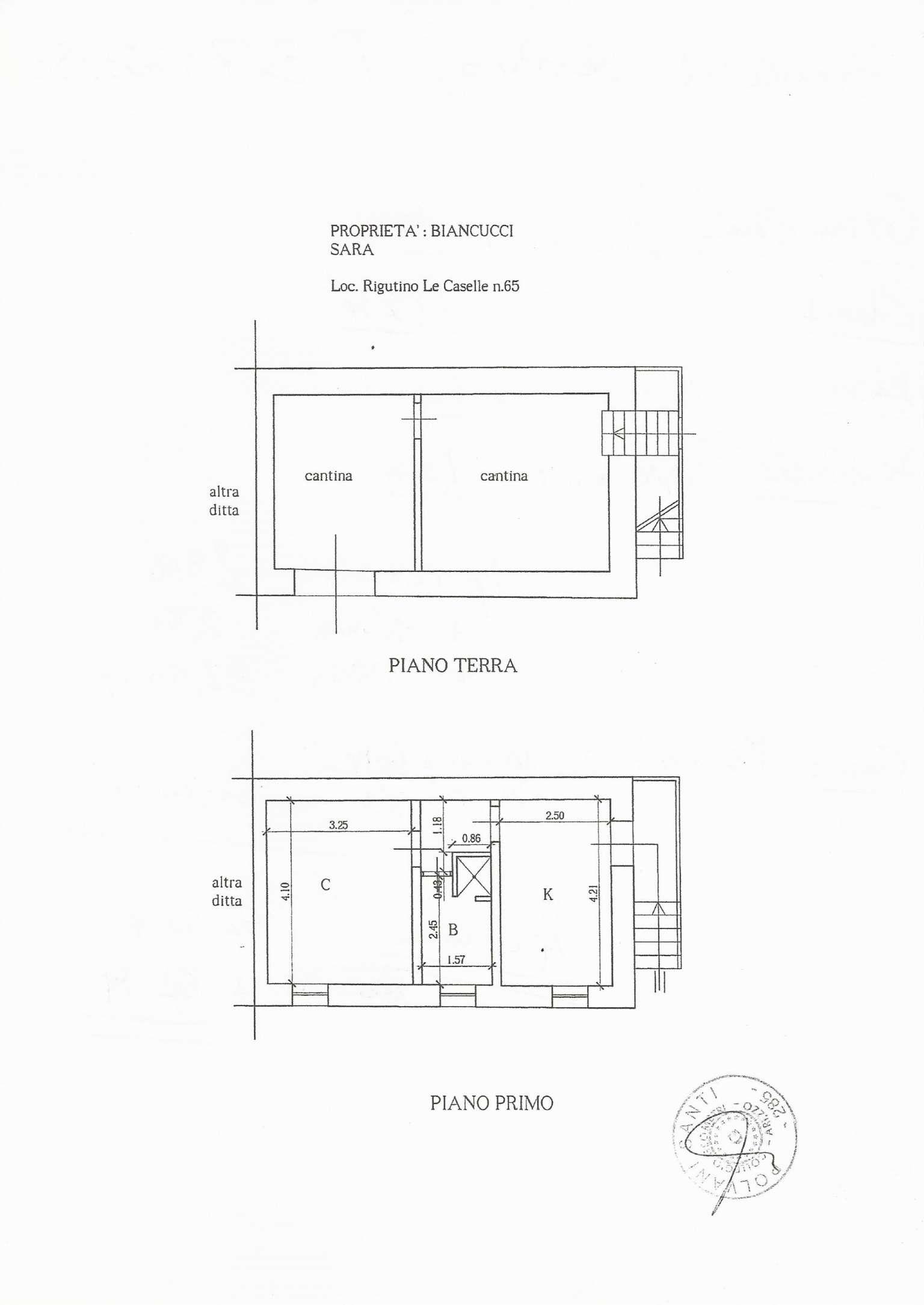 Palazzo / Stabile in affitto a Arezzo, 2 locali, prezzo € 350 | Cambio Casa.it
