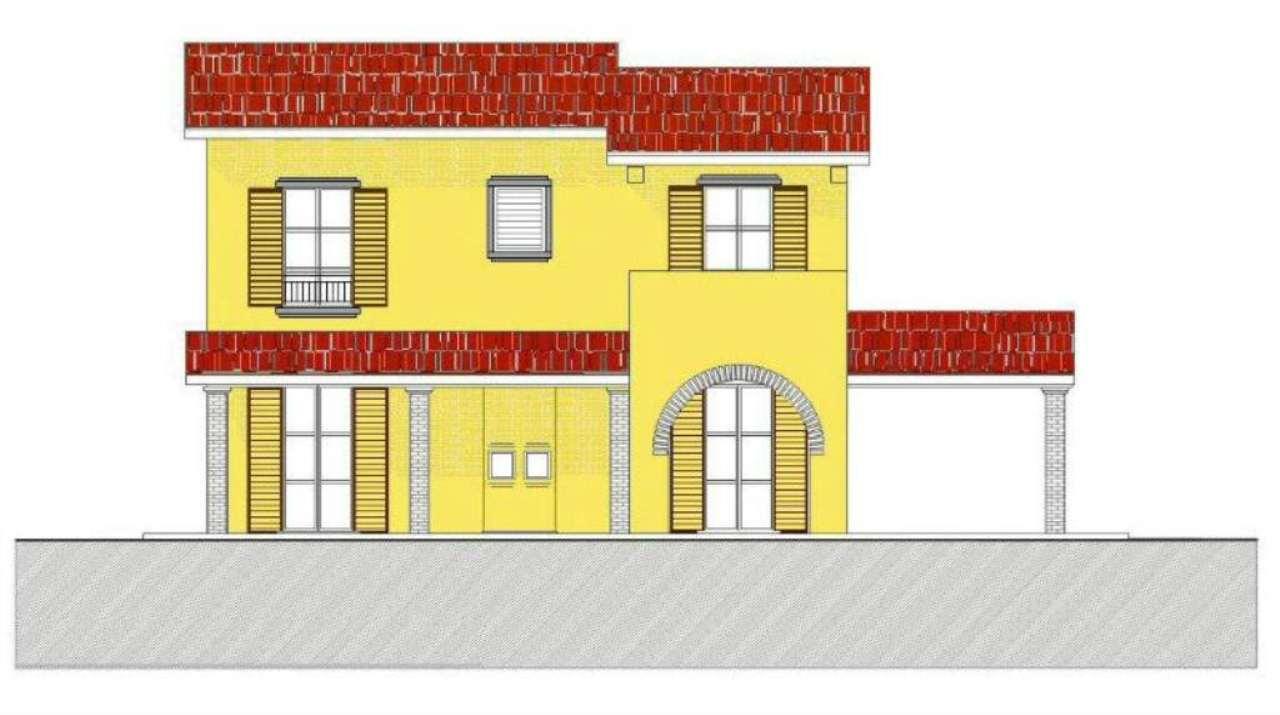 Villa in vendita a Arezzo, 4 locali, prezzo € 480.000   Cambio Casa.it