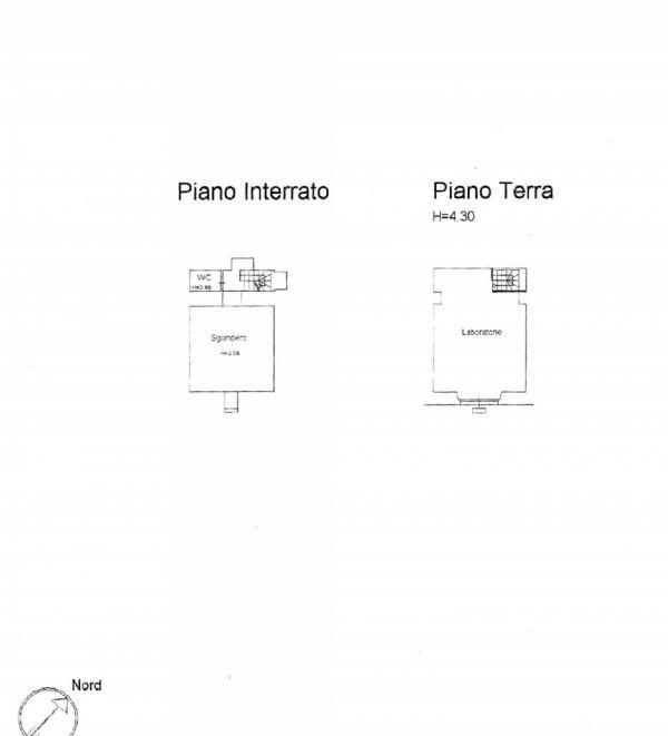 Negozio / Locale in vendita a Arezzo, 1 locali, prezzo € 220.000 | Cambio Casa.it