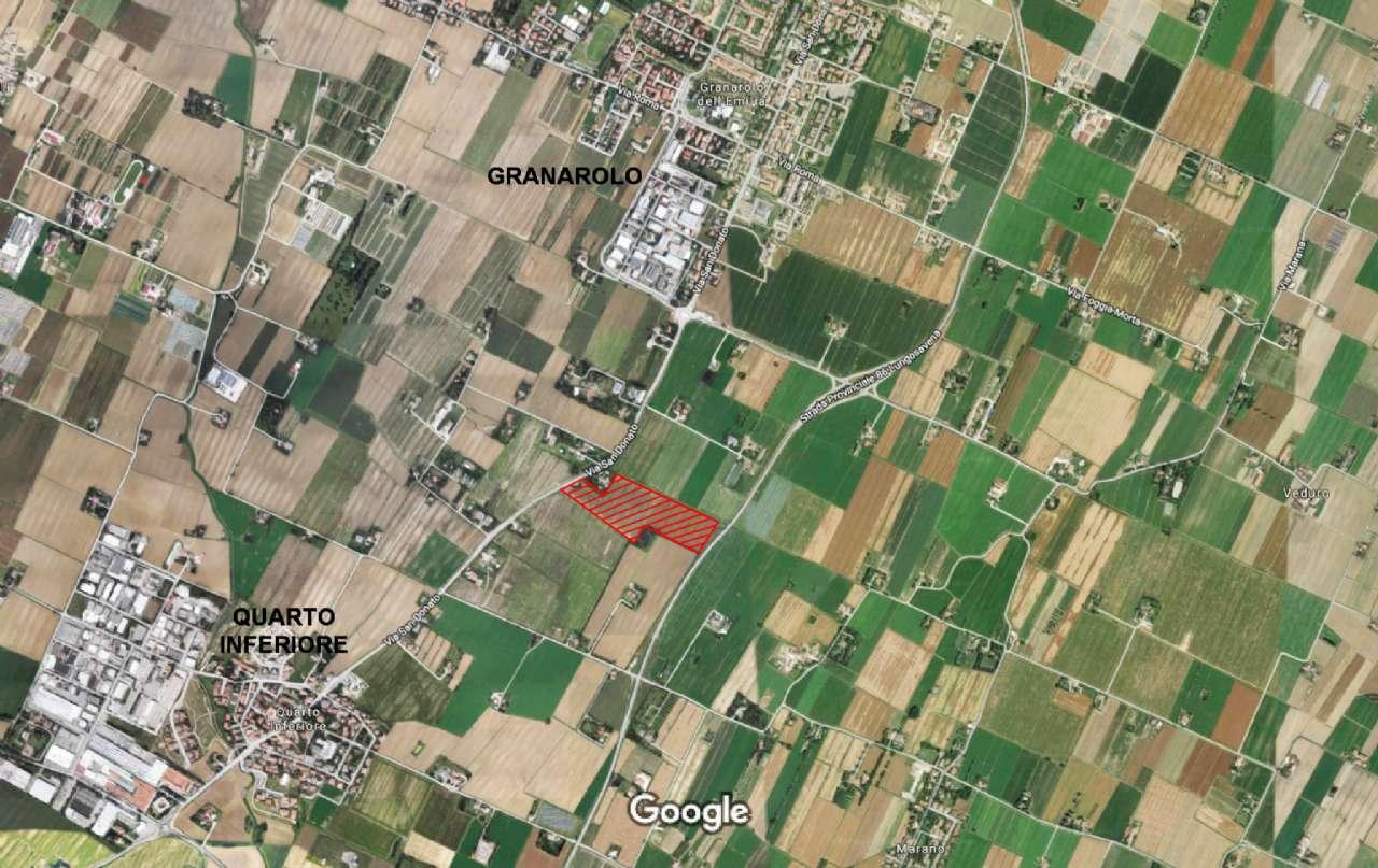 Terreno Agricolo in vendita a Granarolo dell'Emilia, 9999 locali, prezzo € 450.000   Cambio Casa.it