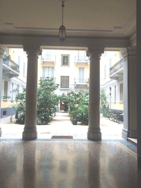 Bilocale Milano Via Settembrini 3