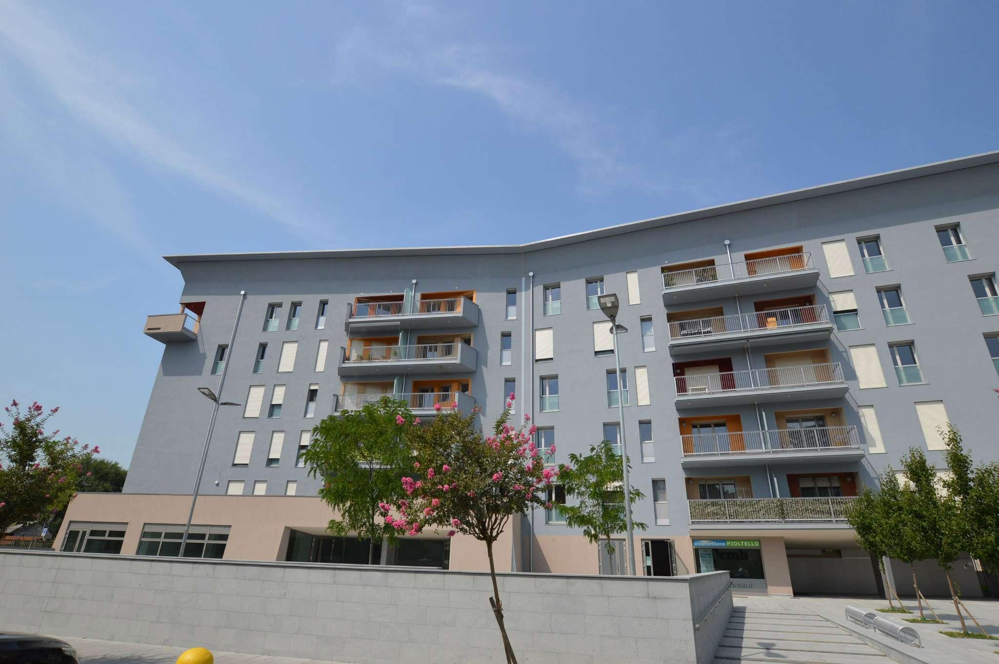 Appartamento in affitto a Pioltello, 2 locali, prezzo € 700 | CambioCasa.it