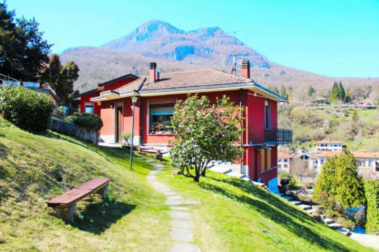 Villa in vendita a Cassano Valcuvia, 5 locali, prezzo € 319.000 | Cambio Casa.it
