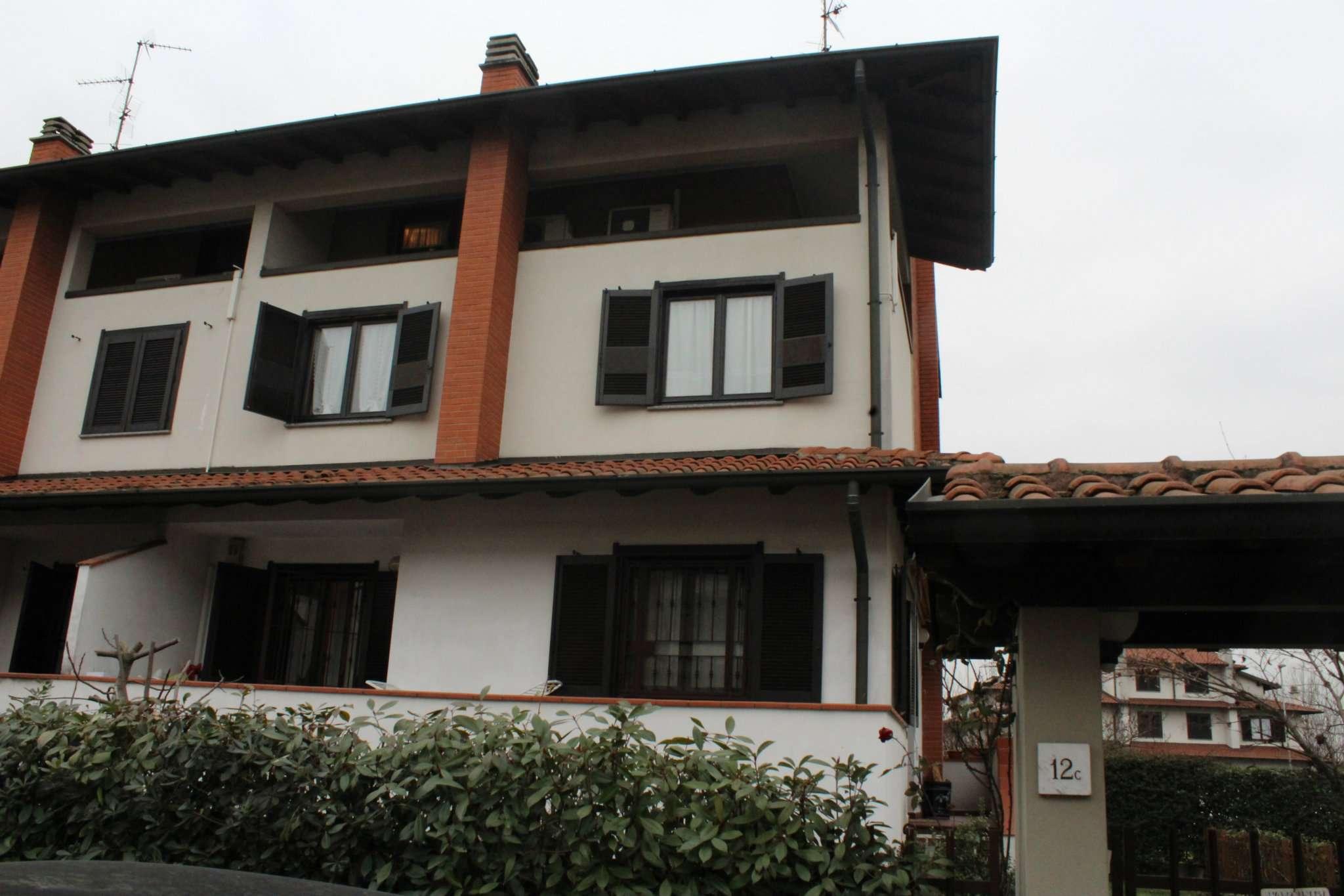Villa Bifamiliare in Vendita a Vimodrone