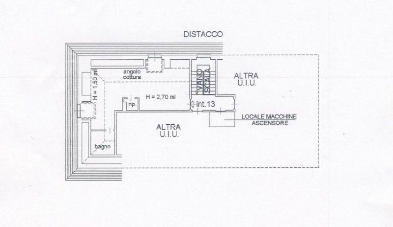Vendita  bilocale Genova Via Borgoratti 1 1073168