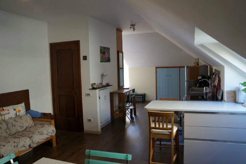Bilocale Genova Via Borgoratti 7