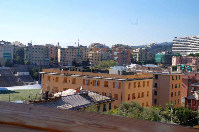 Bilocale Genova Via Borgoratti 10