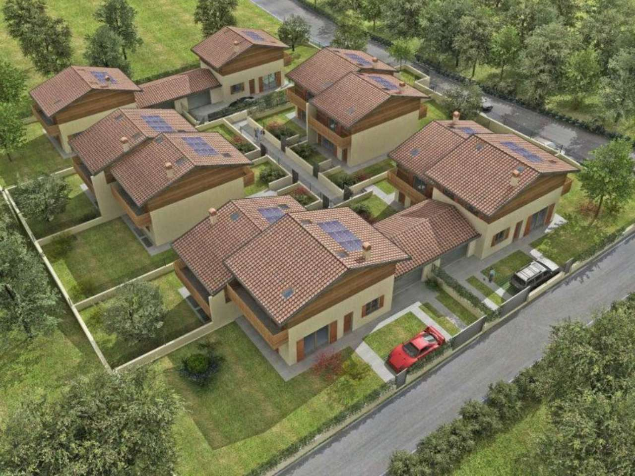 Terreno Edificabile Residenziale in vendita a Monte San Pietro, 9999 locali, prezzo € 110.000 | Cambio Casa.it
