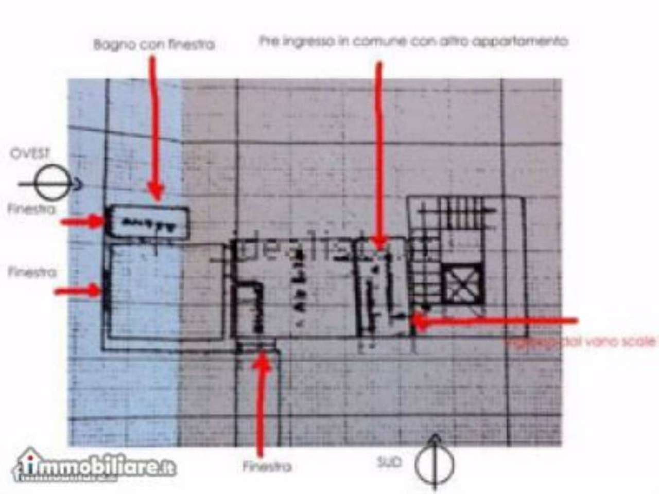 Vendita  bilocale Pisa Via Volturno 1 618478